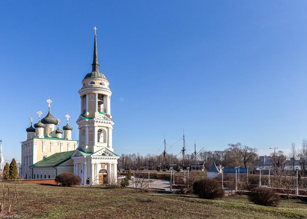 Воронеж. Церковь Успения Пресвятой Богородицы